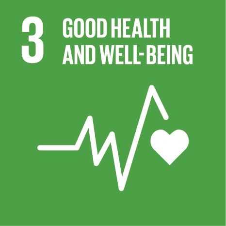 goal 3: Good health and well-being
