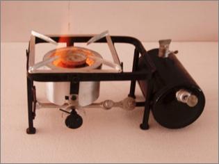 NARI ethanol stove