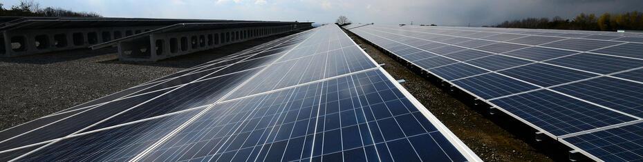 Solar plant Algeria