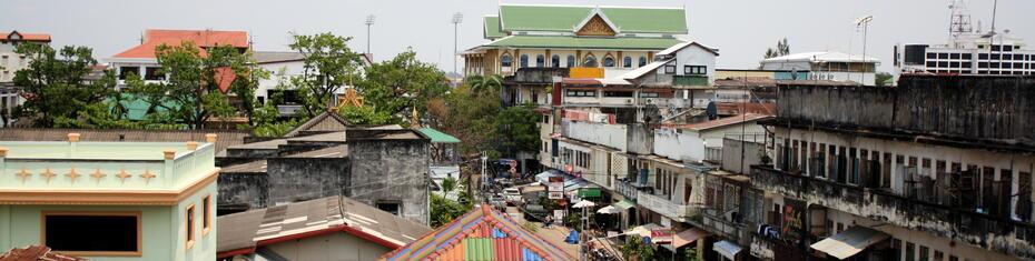 Laos cities