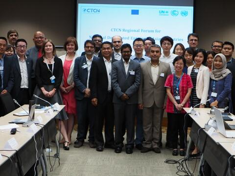 CTCN Regional Forum Asia