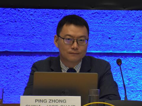 CTCN Advisory Board Chair Ping Zhong