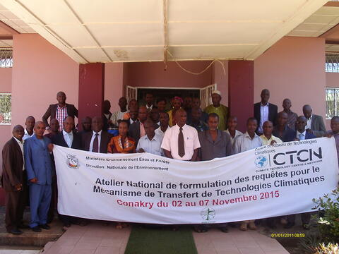 CTCN Call For Technical Assistance Proposals: Optimizing Access To