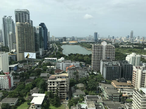 Thailand buildings